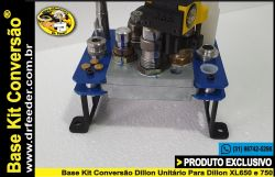 Base  para 01 Kit Conversão Dillon XL650 / 750